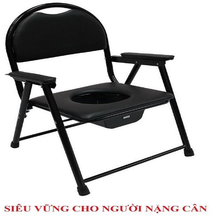 Ghế bô vệ sinh cho người nặng ký OneX
