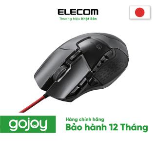 Chuột Ganing 16.000 dpi 13 nút ELECOM M-G02UR chính hãng - Bảo hành 12 tháng thumbnail