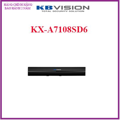ĐẦU GHI HÌNH 8 KÊNH KBVISION KX-A7108SD6