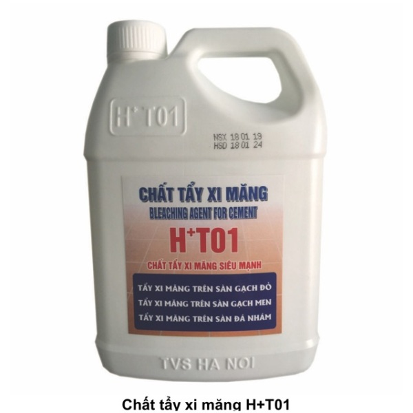 Chất Tẩy Xi Măng Ht01