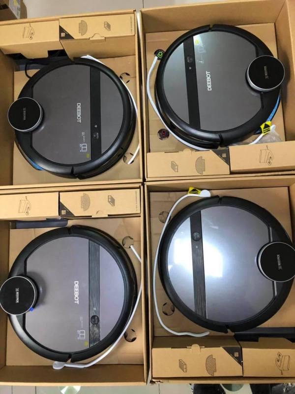 Robot Hút bụi ecovacs DE53  hàng trưng bày ( như mới)