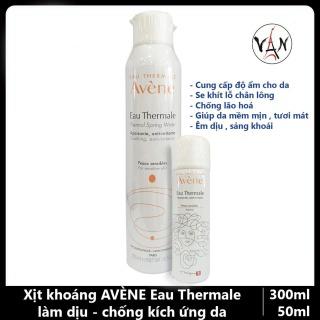 Xịt khoáng Avene 50ml - 300ml thumbnail