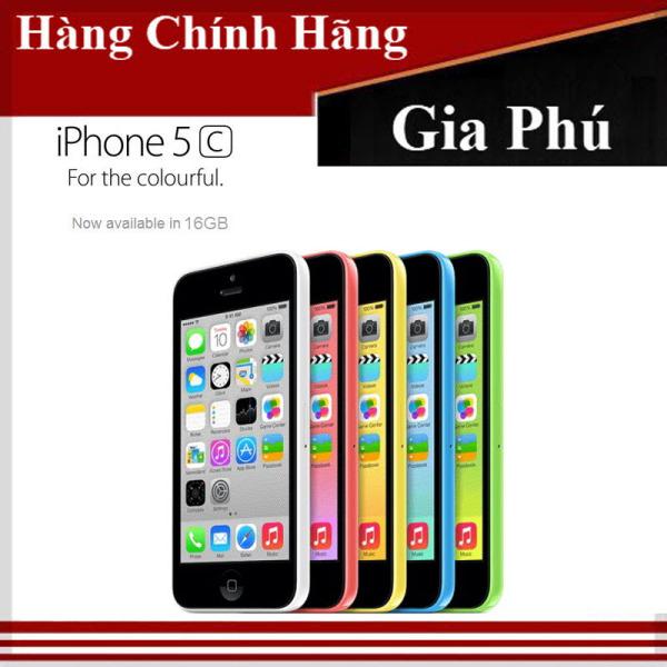 Điện thoại lPhone 5C 16GB Quốc Tế Giá rẻ cấu hình mượt màn hình đẹp - Bảo Hành 12 Tháng
