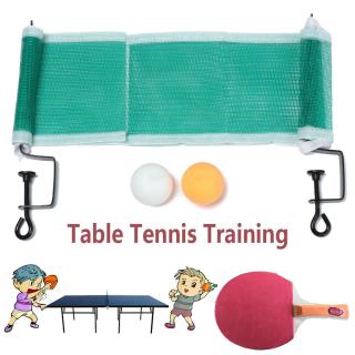 ZRHQYN Giá Lưới Để Bàn Gấp Gọn Hai Mặt Trong Nhà Ngoài Trời Vợt Bóng Bàn Có Thể Thu Gọn Bảng Tennis Vợt, Bảng Tennis Net thumbnail