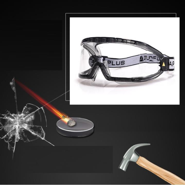 Mắt kính bảo hộ cao cấp Deltaplus GALERAS