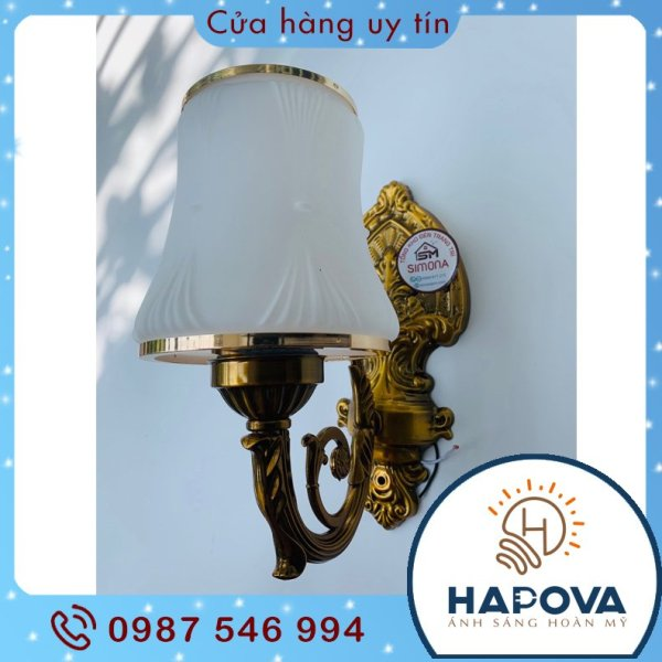 Đèn gắn tường phòng ngủ cầu thang HAPOVA DGT 8809