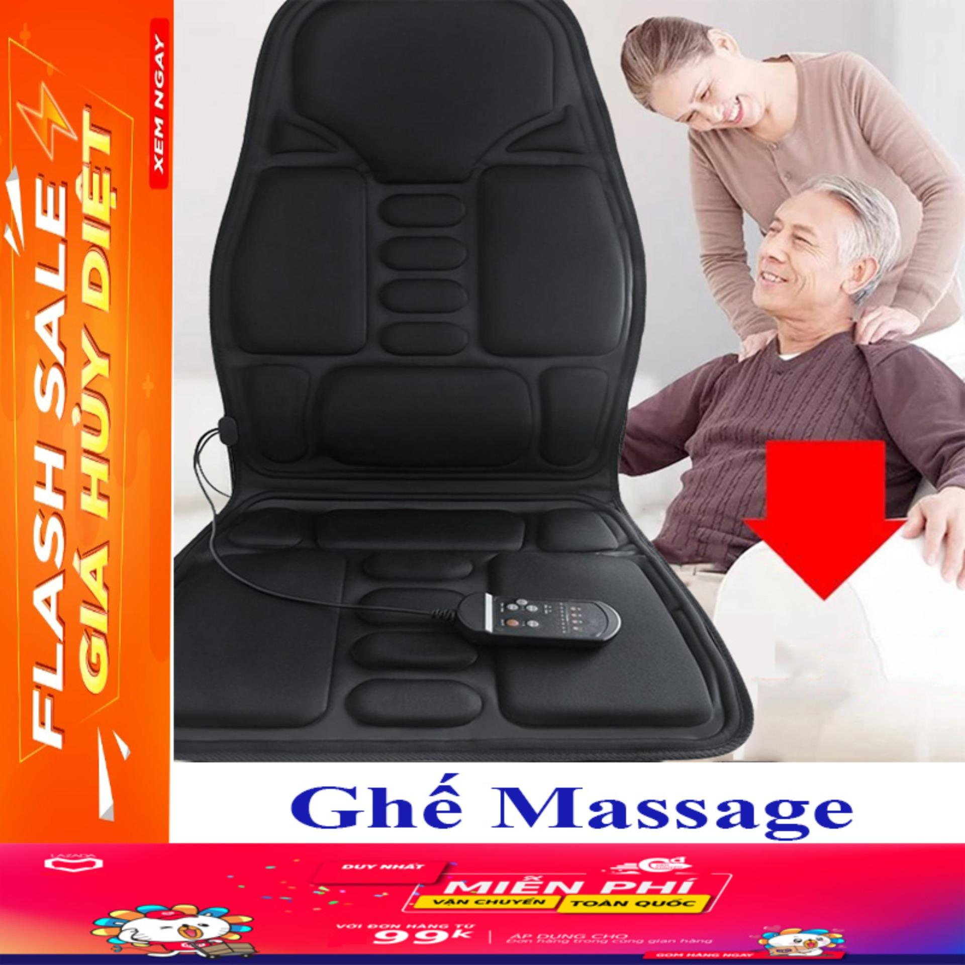 Niệm mát xa toàn thân, Máy massage hồng ngoại-310P-giúp bạn xua tan mọi mệt mỏi, đau nhức vai gáy, đau lưng, đau cơ, lưu thông tuần hoàn máu-BH 12 tháng bởi TECH SMITH 465