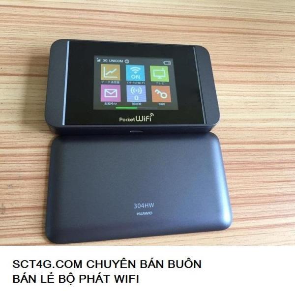 Bảng giá Thiết bị phát wifi không dây di động- Phát wifi từ sim 3G 4G SIÊU TỐC-ĐA MẠNG- HUAWEI 303HW cao cấp nhập khẩu nguyên chiếc từ Nhật Bản-tặng thánh sim 4G Data cực khủng Phong Vũ