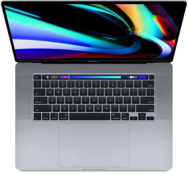 Bảng giá MacBook Pro 2019 16 inch Touch Bar i7 512GB (Space Grey) Phong Vũ
