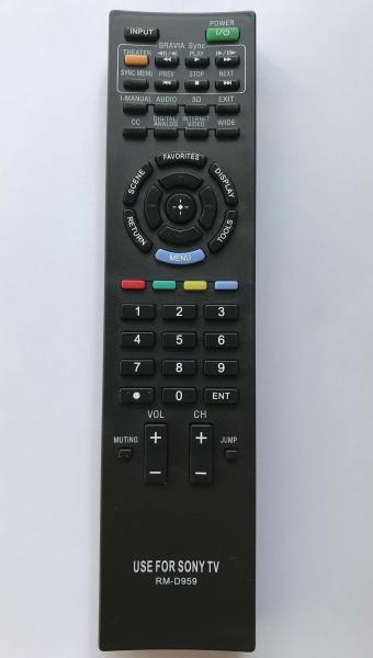 Bảng giá Universal Replacement Remote Control For SONY TV RM-D959 (Đen)