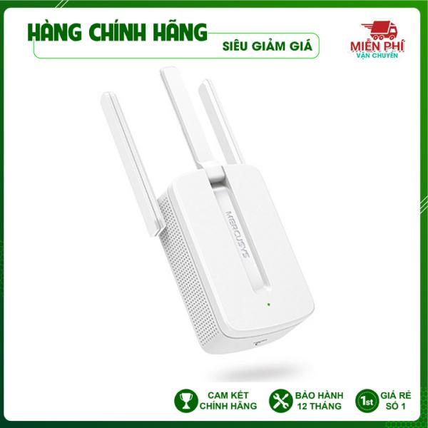 Bảng giá Kích sóng wifi mercusys 3 râu bản tiếng anh,Bộ kích sóng wifi,VDH STORE Phong Vũ