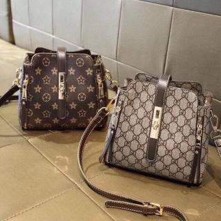 Túi đeo chéo nữ sẻ khóa thời trang LM5 thumbnail