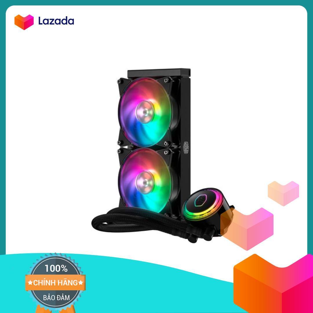 Tản nhiệt nước CPU cooler master MASTERLIQUID ML240R RGB