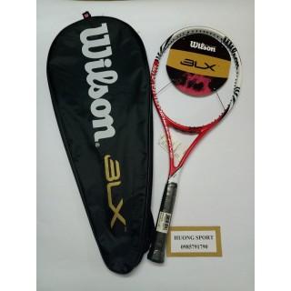 Vợt tennis Wilson (vợt tập luyện tặng cước căng vợt và cuốn cán )- ảnh thật sản phẩm thumbnail