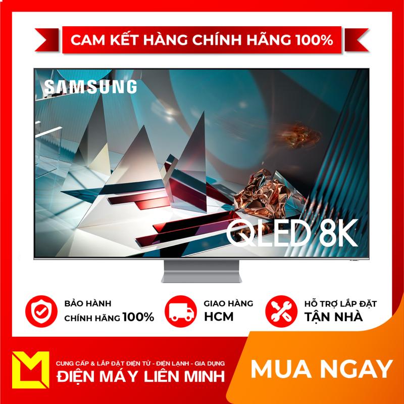 Bảng giá [HCM]TRẢ GÓP 0% - Qled Tivi Samsung 8K 82 Inch QA82Q800TA  Độ phân giải: UHD 8K (7680 × 4320) với 33 triệu điểm ảnh Công nghệ màu sắc: Công nghệ Quantum Dot hiển thị 100% dải màu Bộ xử lý hình ảnh: Bộ vi xử lí Quantum 8K tối ưu hóa hìn