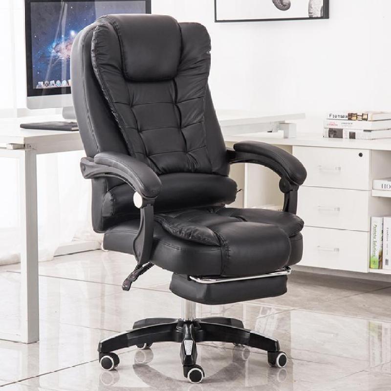 ghế xoay văn phòng - ghế giám đốc kèm massage giá rẻ