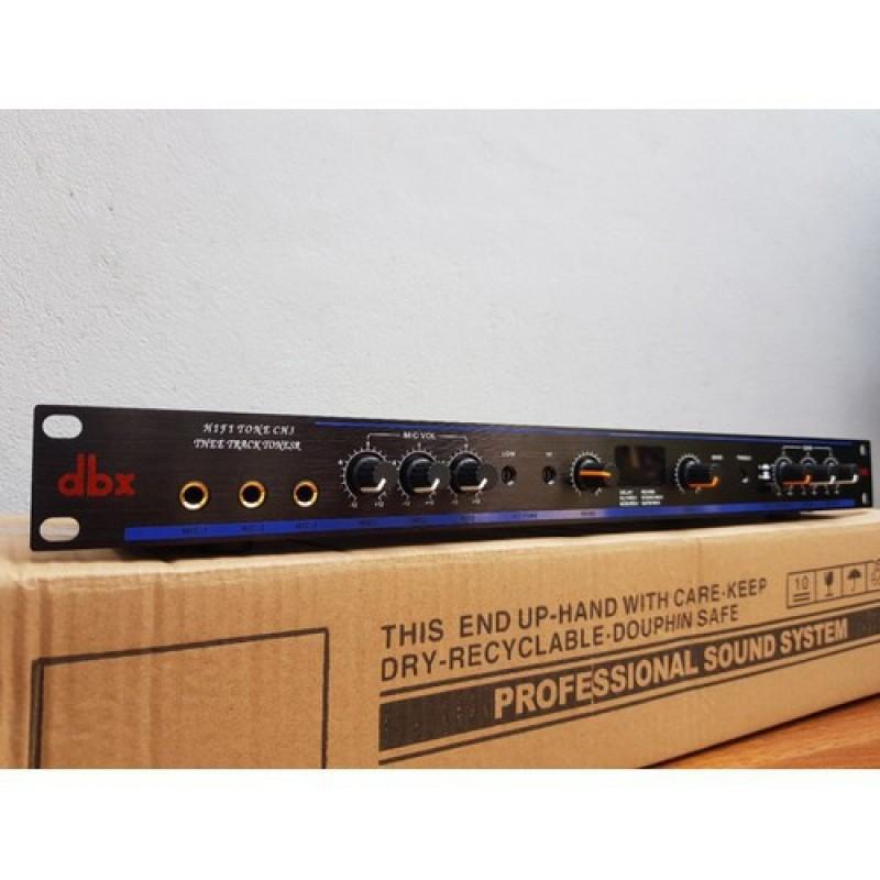 Vang Cơ Karaoke Dbx   Mixer  Dsp 100 Cực Chuân