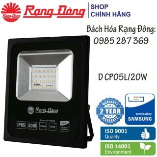 Đèn Chiếu Pha LED Rạng Đông 30W IP 65, Chống Bụi, Chống Nước, ChipLED Samsung thumbnail