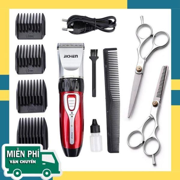 Tông Đơ Cắt Tóc Trẻ Em - Máy cắt tóc - + TẶNG Bộ Kéo Cắt Tỉa + BẢO HÀNH 12 THÁNG dq8 giá rẻ