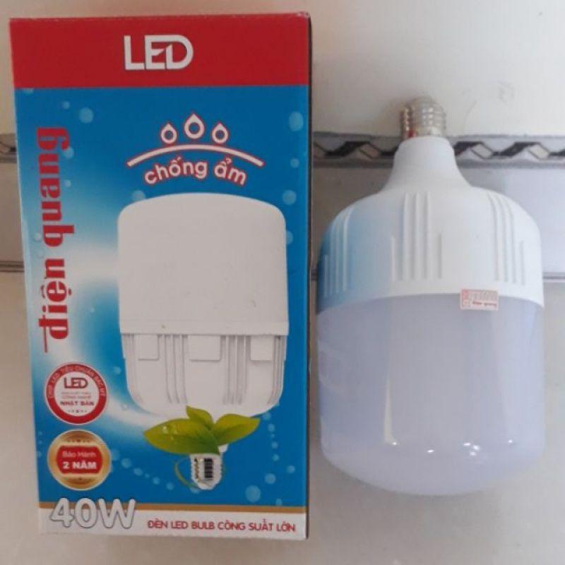 Đèn LED bulb công suất lớn Điện Quang ĐQ LEDBU10 40W, chống ẩm