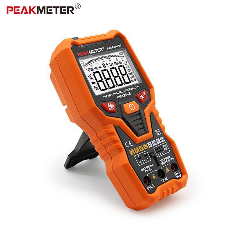 Đồng hồ vạn năng tự động thông minh PEAKMETER PM8248S