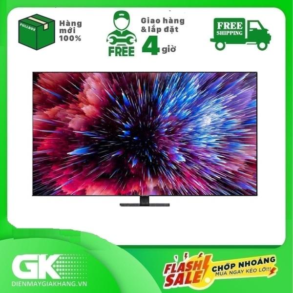 Bảng giá TRẢ GÓP 0% - Qled Tivi Samsung 8K 65 Inch QA65Q800TA - Bảo hành 2 năm