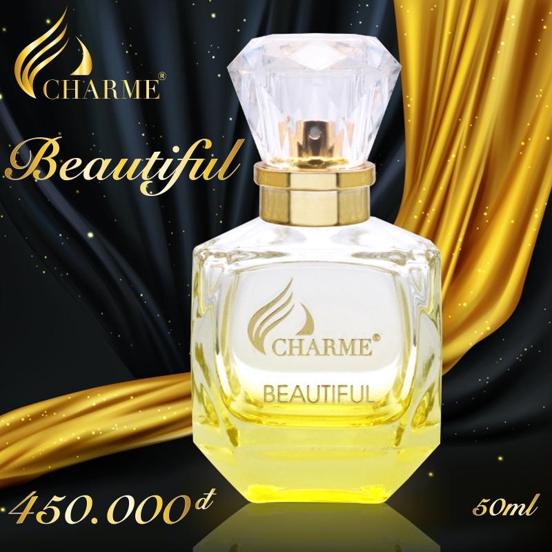 Nước hoa nữ Beautiful - SANG TRỌNG, GỢI CẢM ĐẦY QUYẾN RŨ (50ML) cao cấp
