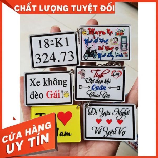 In Móc Khóa Theo Yêu Cầu Tại Nam Định