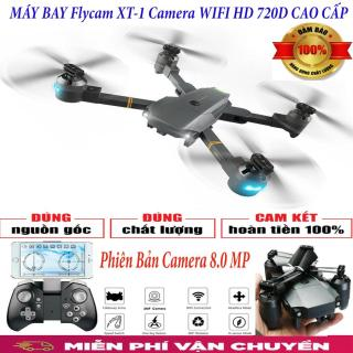 Mua Flycam Giá Rẻ, Flycam Full Hd, Máy Bay Điều Khiển Từ Xa XT-1. Máy Bay Điều Khiển Từ Xa Xt-1 Kết Nối Wifi Quay Phim Chụp ảnh Full Hd 720P Cao Cấp,Kiểu Dáng Bắt Mắt ,Tao Sự Đẹp Mắt. thumbnail