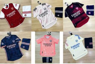 Bộ quần áo Bóng Đá CLB ARSENAL 2020-2021 hàng THÁI bản Fan thumbnail