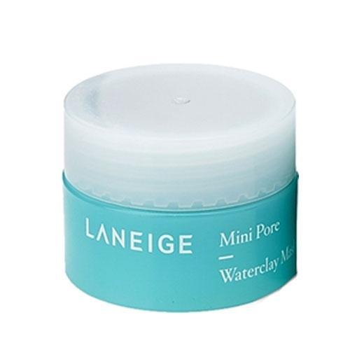 Mặt nạ đất sét làm sạch sâu, se khít lỗ chân lông Laneige Mini Pore Waterclay Mask 15ml nhập khẩu