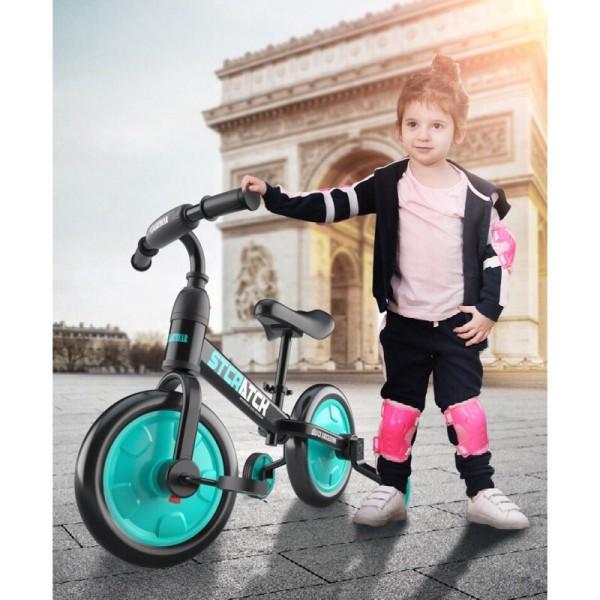 Giá bán Xe Đạp Đa Chức Năng Thay Đổi Linh hoạt 4 kiểu xe-Mâmmia cho bé từ 1 tuổi đến 6 tuổi