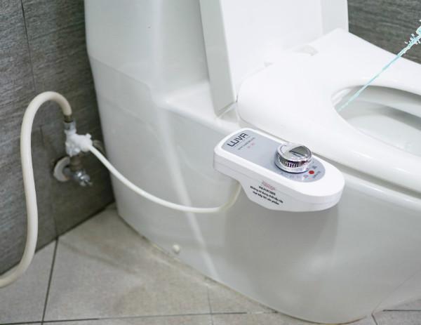 Vòi rửa vệ sinh thông minh LUVA LB201
