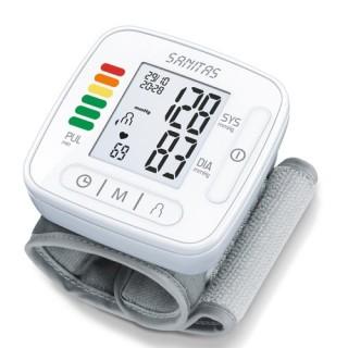 Máy đo huyết áp cổ tay sanitas sbc 22 hàng Đức thumbnail