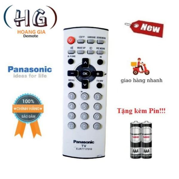 Bảng giá Điều Khiển Tivi Panasonic - Hàng Tốt Chính Hãng Panasonic Tặng Kèm Pin!!!