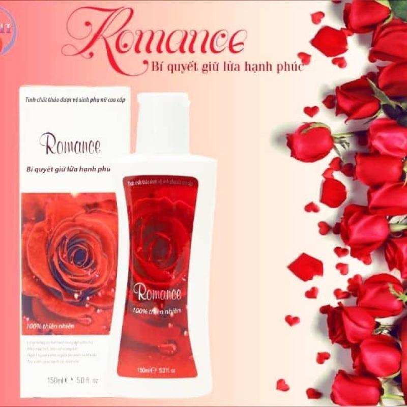 Dung dịch vệ sinh ROMANCE (se khít, hồng hào) giá rẻ