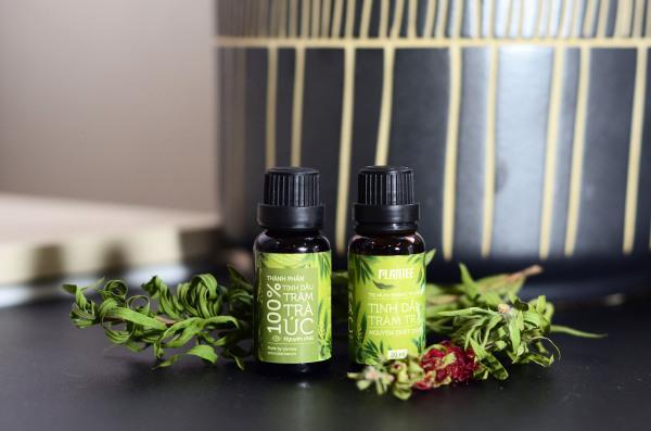 Combo tinh dầu tràm - Bộ tinh dầu tràm trà kháng khuẩn mạnh mẽ