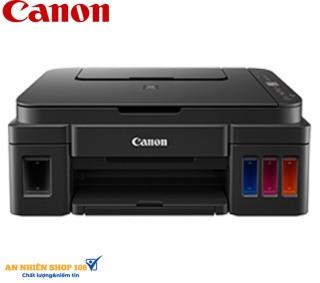 Máy in phun màu Canon PIXMA G2010 , đa chức năng ( in, scan . Copy ) thumbnail
