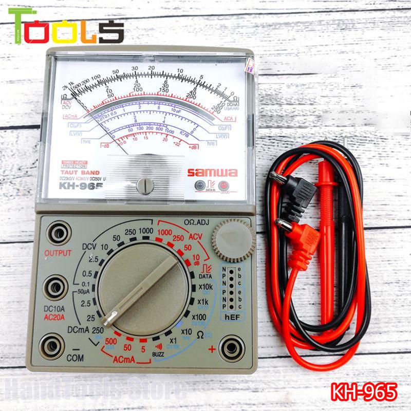 Đồng hồ đo điện SAMWA KH-965 - Đồng hồ vạn năng SAMWA