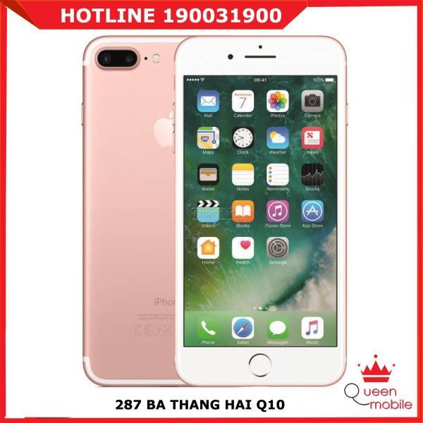 Điện thoại IPHONE 7 PLUS 256GB HỒNG 99% BẢN QUỐC TẾ