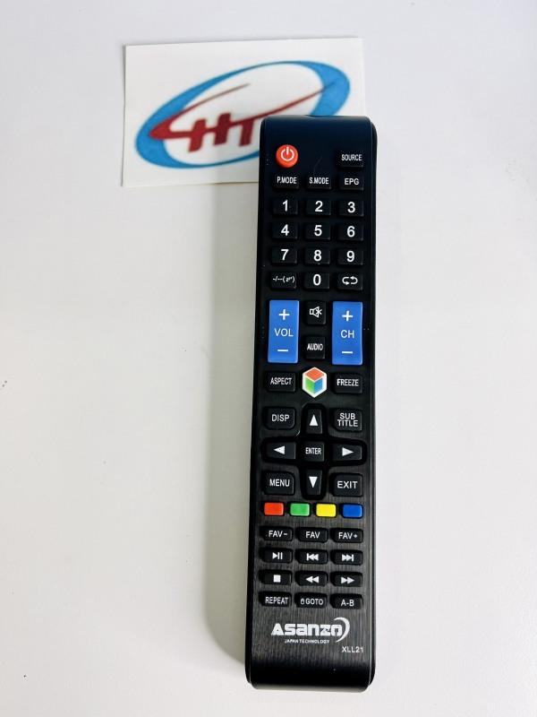 Bảng giá Remote Asanzo 3D dài (có mạng) - XLL21 (Có thẻ lựa chọn mua hàng ở mục Variation mua Pin, Remote, COMBO Remote kèm pin) - SP001115