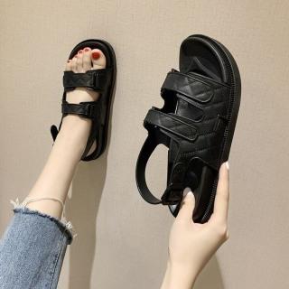giày s35 dép sandal quay chéo 2020 thumbnail