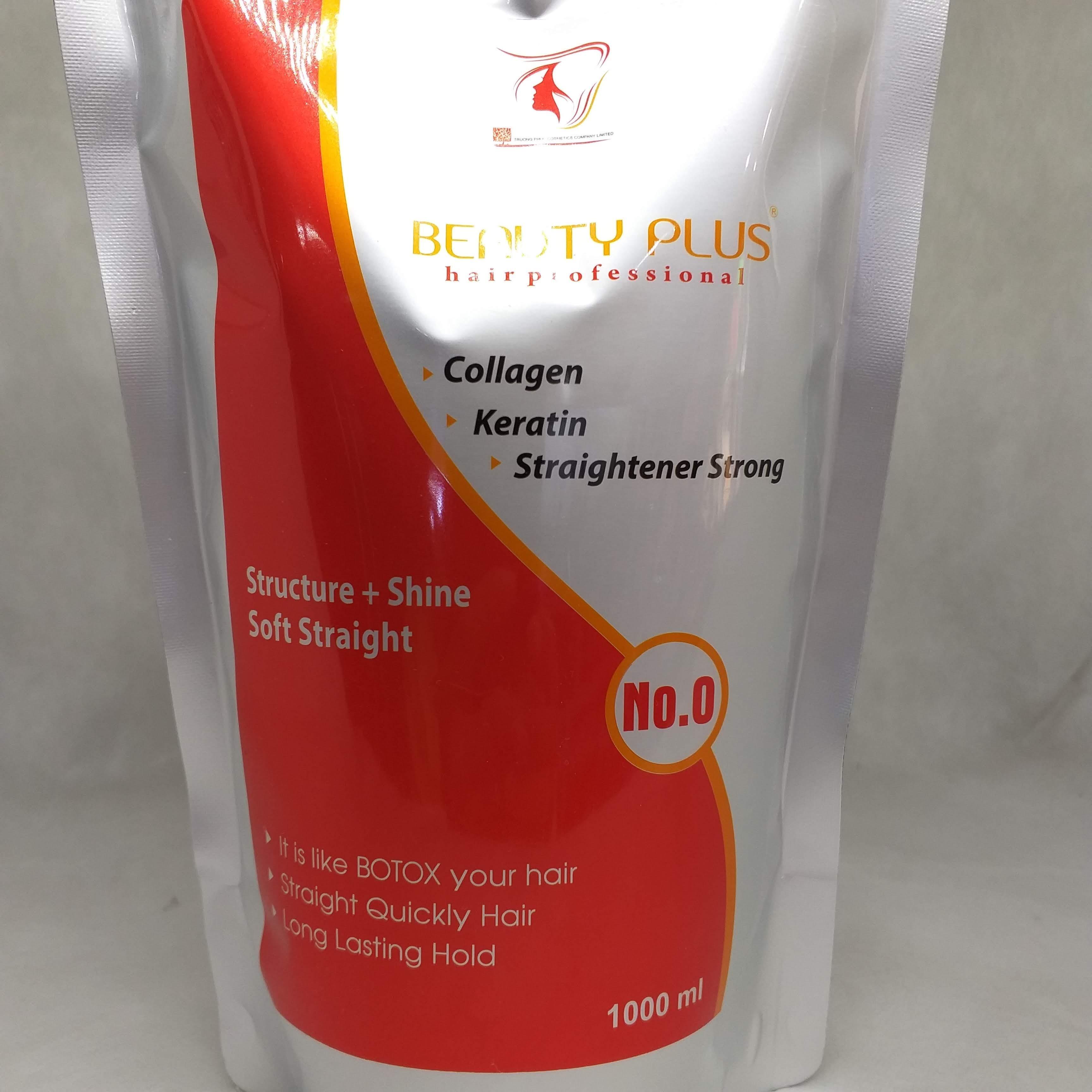 Kem duỗi tóc khỏe Beauty Hair 1000 ml giá rẻ