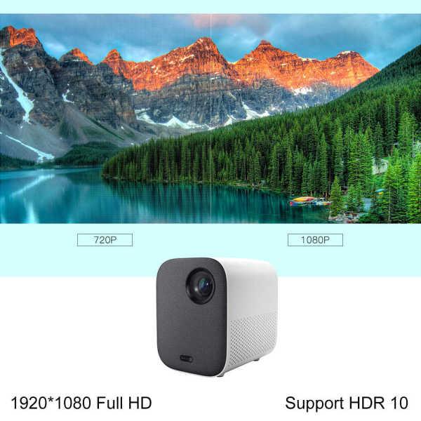 Bảng giá Máy chiếu Xiaomi Mijia MJJGTYDS02FM Full HD 1080P 30000 LED Life Wifi bluetooth cho điện thoại Máy tính Âm nhạc 3D Movie Home Theater Projector