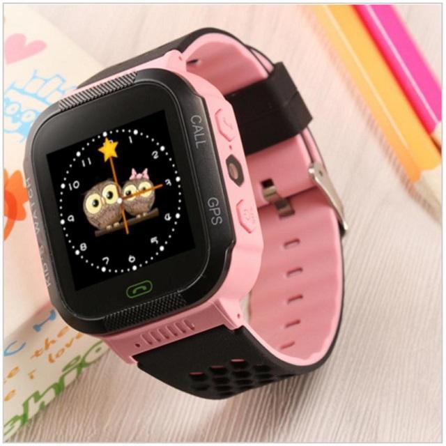 Giá bán đồng hồ thông minh trẻ em định vị GPS 528 nghe gọi độc lập màn hình cảm ứng