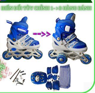 Giày trượt patin, giày trượt batin, hãng Power Super bán top nội địa với hàng nghìn lượt đánh giá 5 sao thumbnail