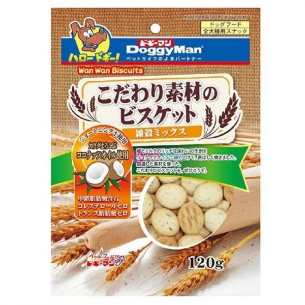 Bánh Qui Dừa Doggyman cho Chó 120g