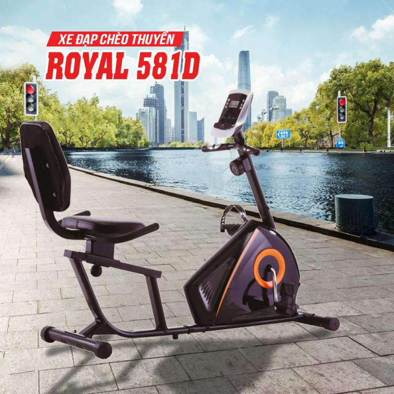 Xe Đạp Tập Royal-581D