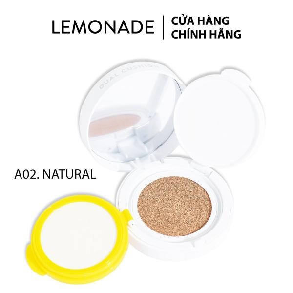 Phấn nước kiềm dầu Lemonade Matte Addict Dual Cushion 16g giá rẻ