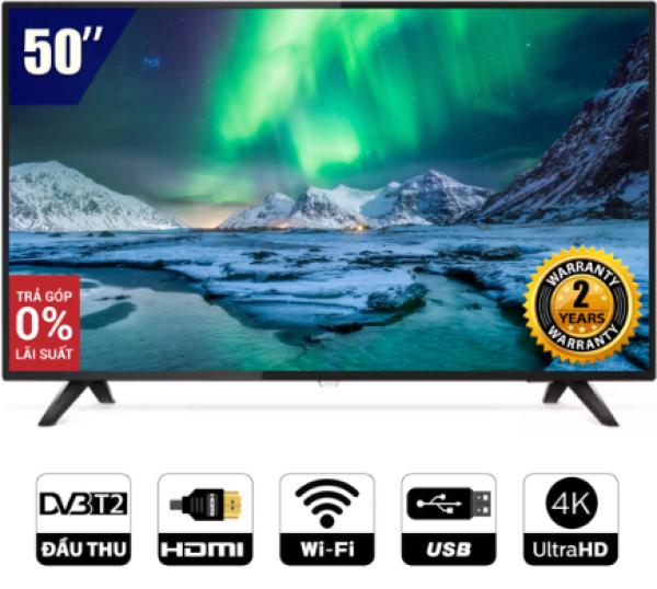 Bảng giá Smart Tivi Philips 55 Inch 4K UHD 55PUT6103S/67 (Netflix Remote) - Hàng Chính Hãng